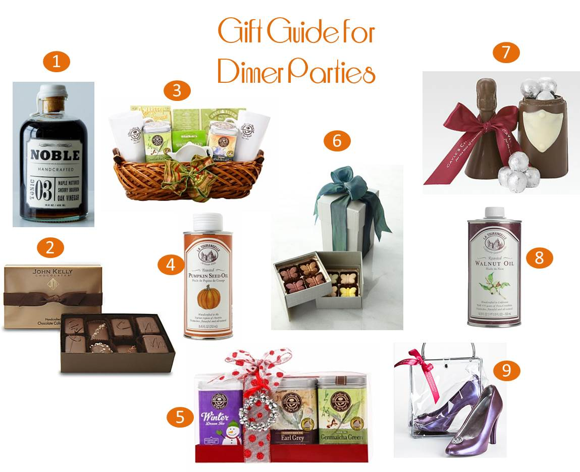 gift guide for dinner parties mama in heels