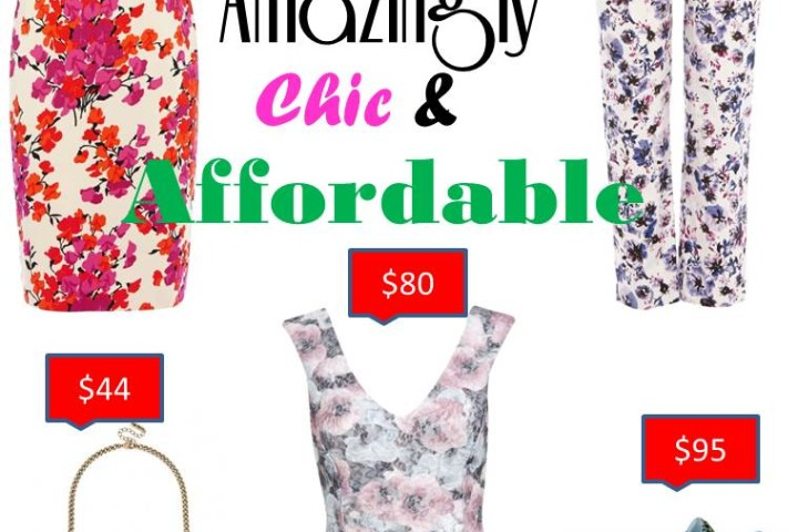 Chic and Affordable 5