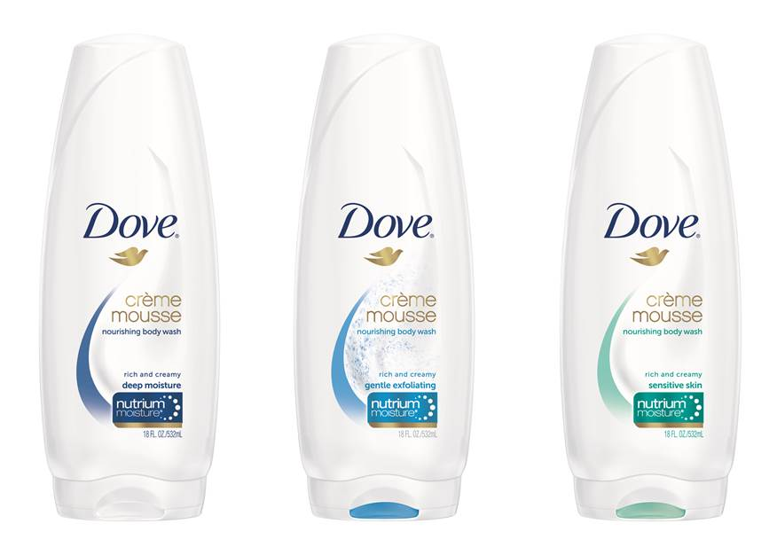My Take on Dove Creme Mousse Body Washes with NutriumMoisture - Mama In Heels