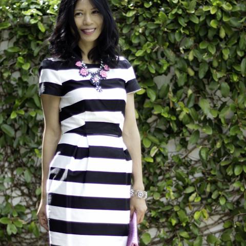 stripe dress-1-7