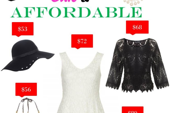 Amazing Chic and Affordable 4