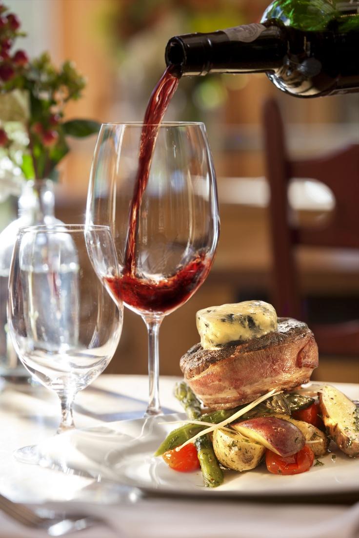 wine tasting restaurant