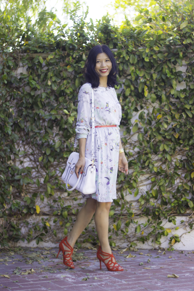 fall fashion floral dress-1-5