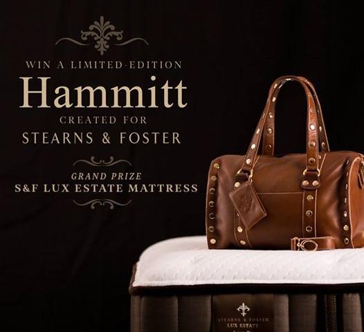 hammitt stearns & foster handbag