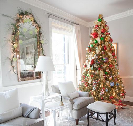 holiday decor christmas tree 2
