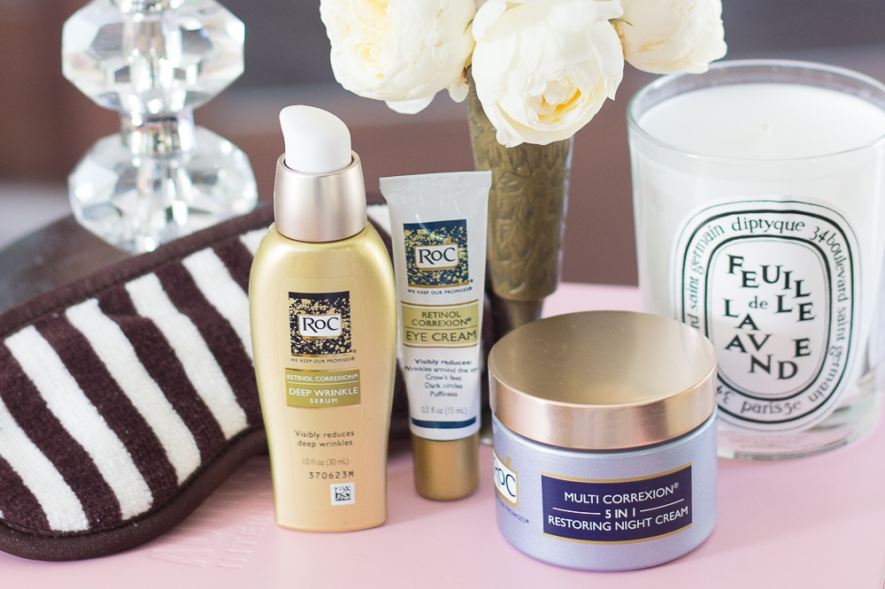 ROC SKincare Giveaway (valued over $225) - Mama In Heels