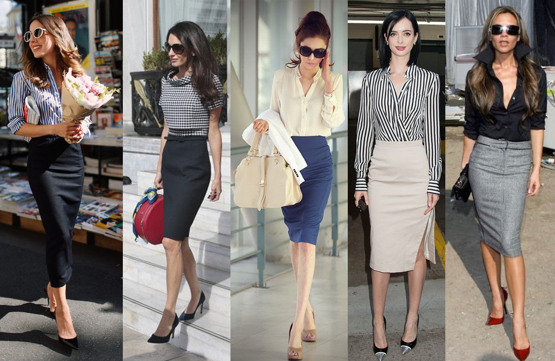 be4d83257b Office Perfection: Pencil Skirt - Mama In Heels