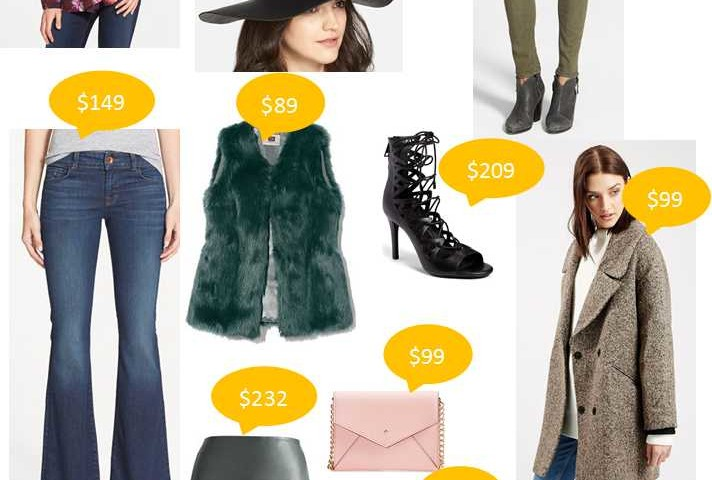 Nordstrom Fall 2015 Anniversay Sale