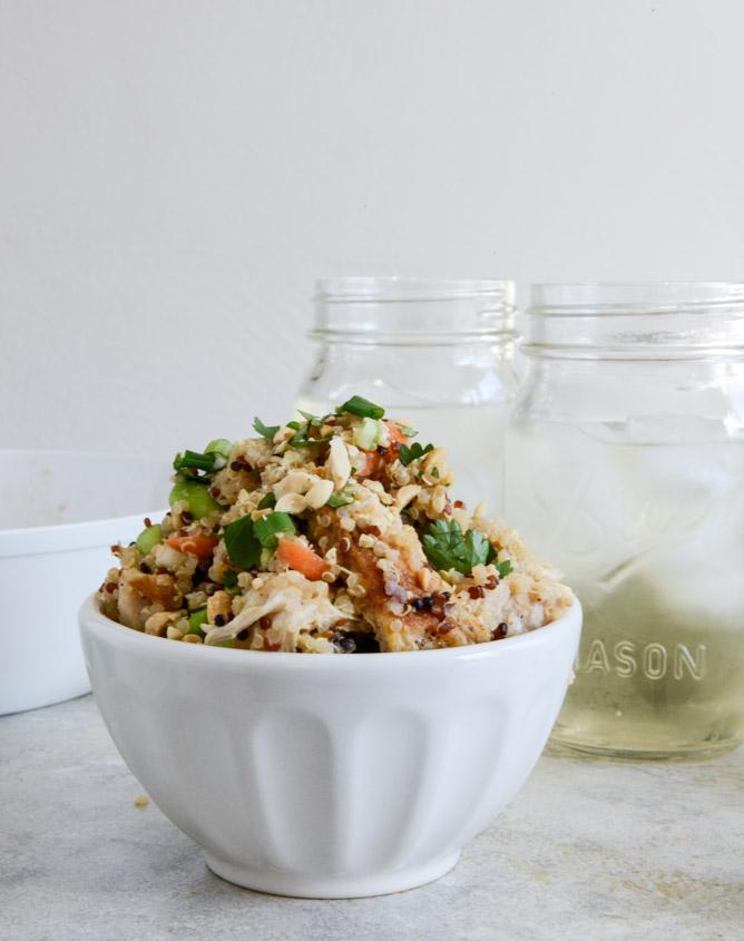 thai chicken quinoa 1