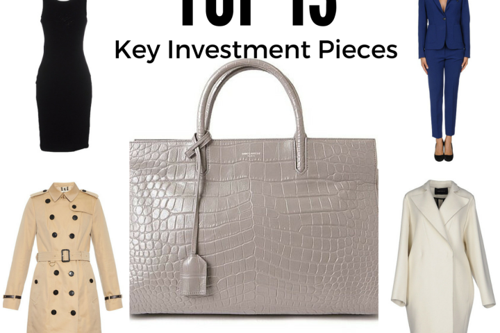 top 13 key investment pieces