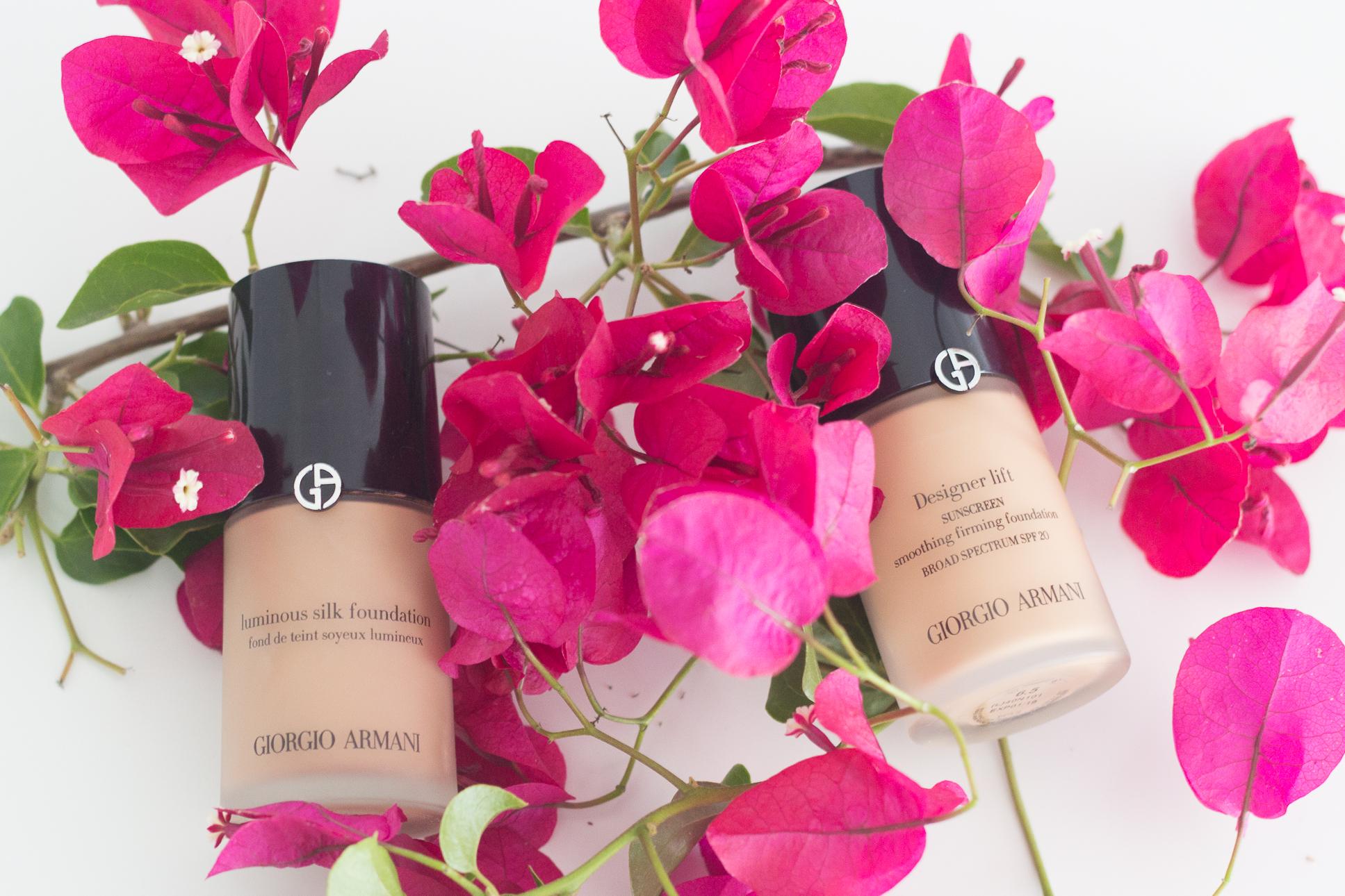 Products Spotlight Giorgio Armani Foundation Mama In Heels