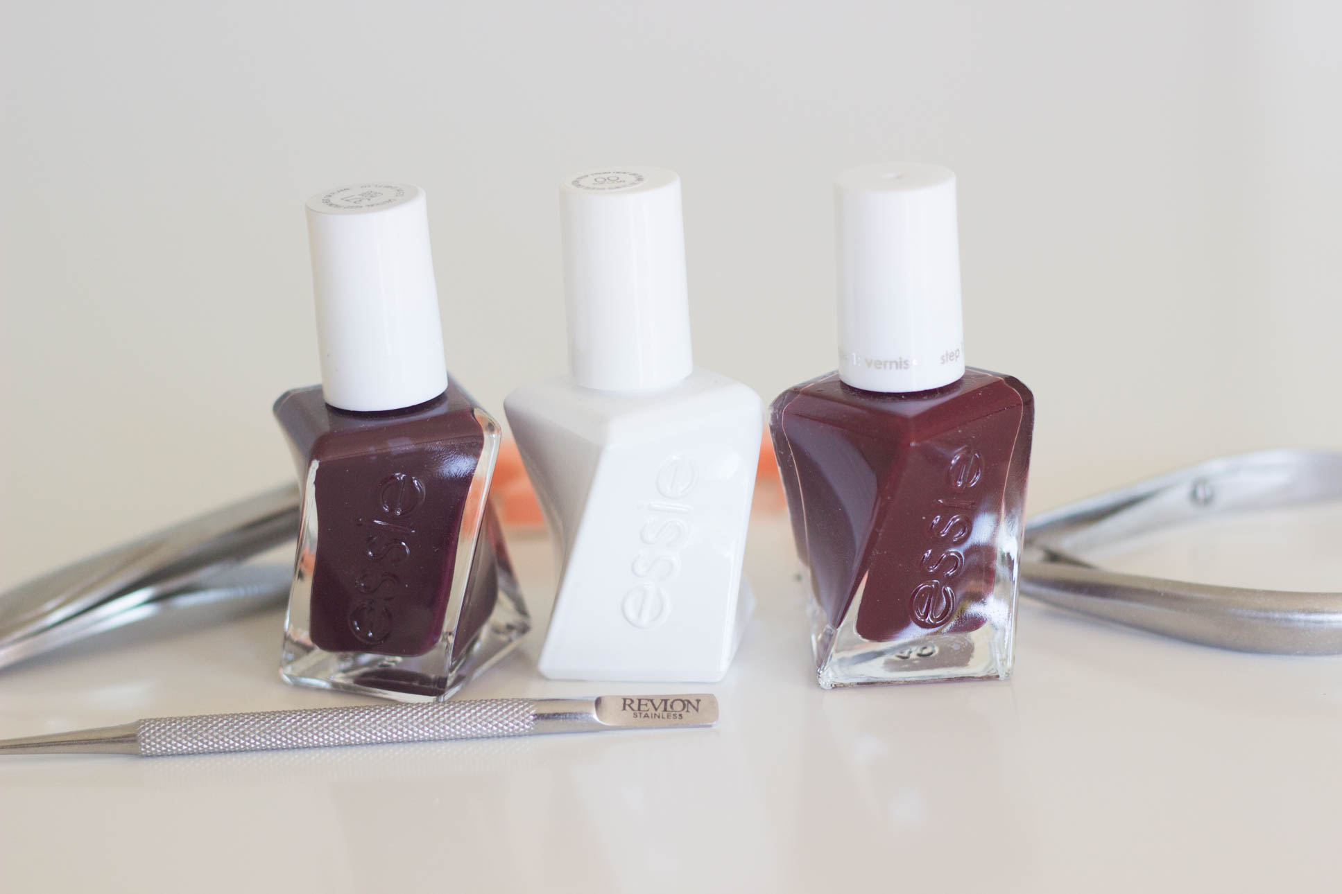 Products spotlight essie gel couture nail polish mama in heels do you get your nails done often i do every week the process at a salon can get expensive and time consuming for me i like to do them on my own parisarafo Images