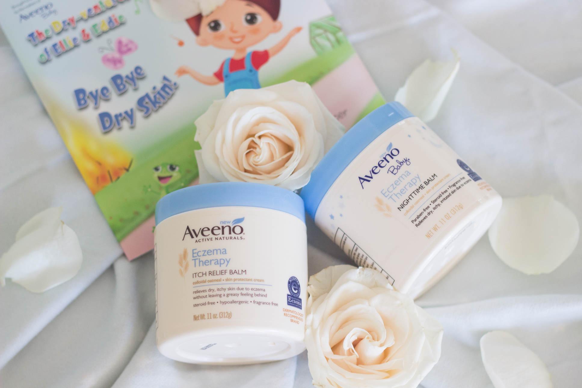 Aveeno Baby Gift Basket - Mama In Heels
