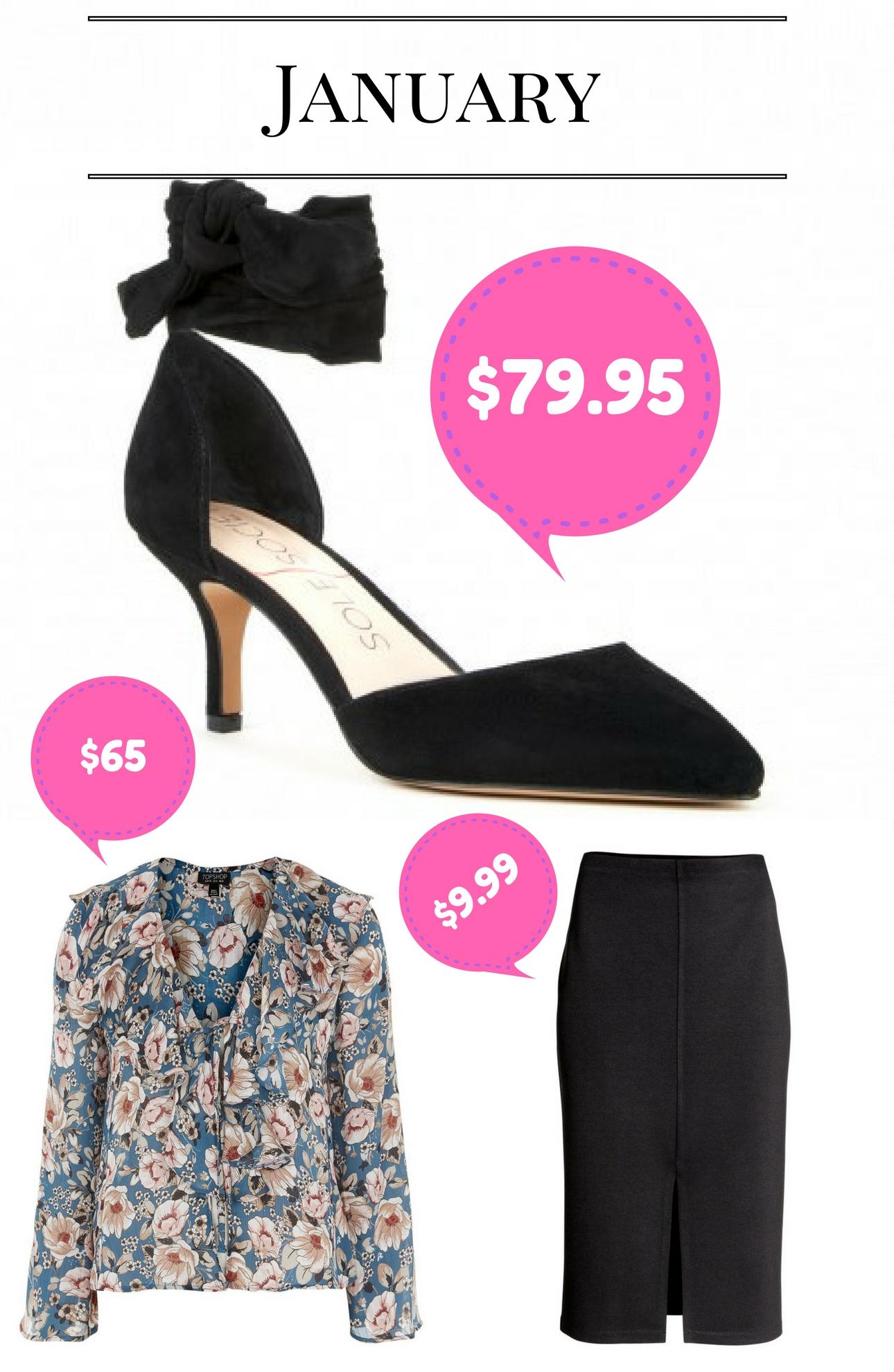 $200 Fashion Budget