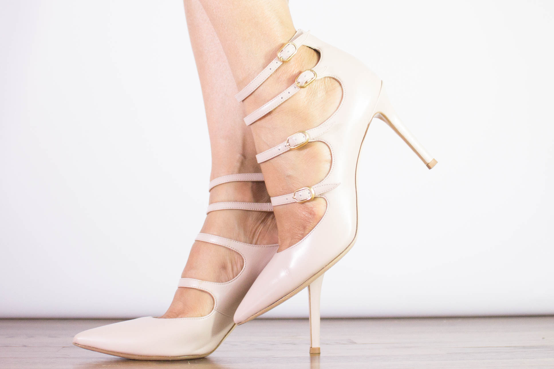 4000d1740ef In Her SHOES: Marion Parke Dusty Pink Leather Mary Jane Pump - Mama ...