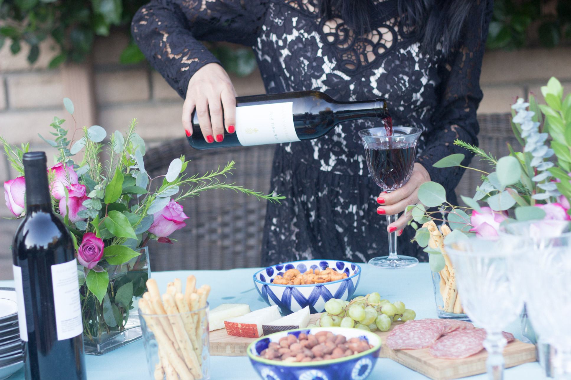 Home Entertaining summer home entertaining with evine plus giveaway ($330) - mama in