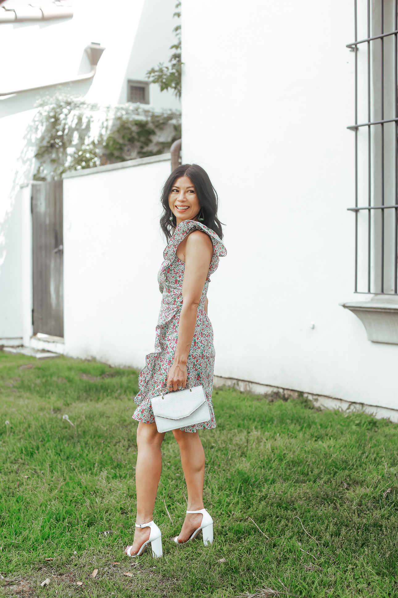 The Cotton Dress I Can Wear On Repeat - Mama In Heels